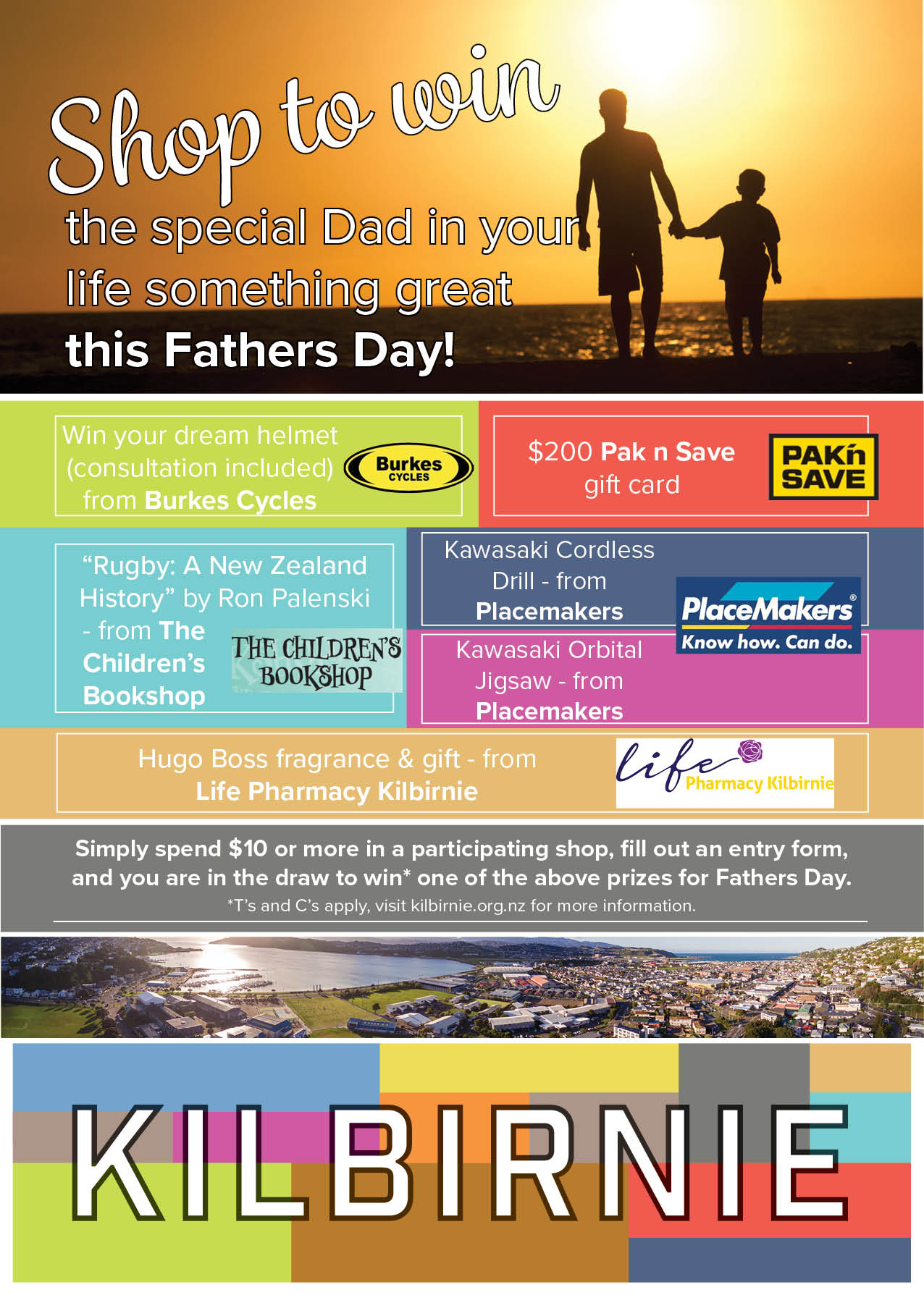 KBN Fathers Day Poster 2017