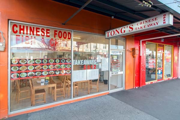 Tong's Chinese Takeaway