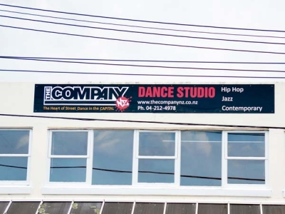 The Company - Dance Studio
