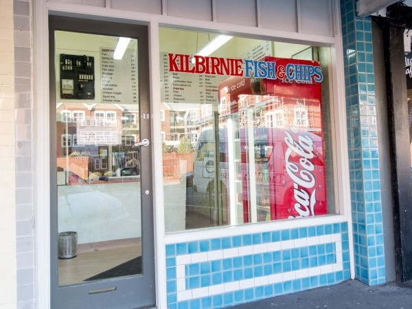 Kilbirnie Fish and Chips